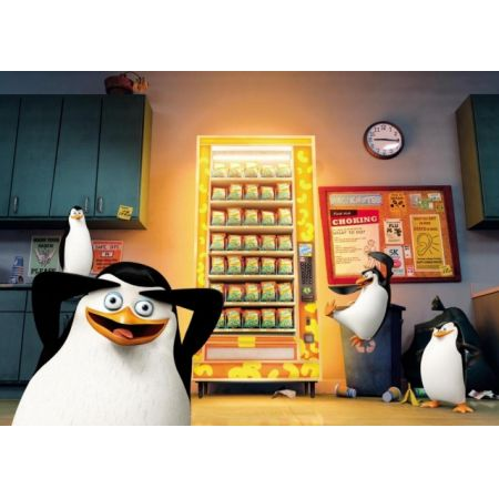 Puzzle 260 Pingwiny z Madagaskaru Alexander